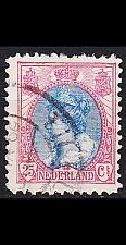 Buy NIEDERLANDE NETHERLANDS [1899] MiNr 0061 D ( O/used )