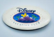 Buy VINTAGE DISNEY VACATION CLUB OVAL 4 INCH COLLECTIBLE PINBACK BUTTON RARE