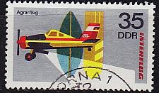 Buy GERMANY DDR [1980] MiNr 2518 ( OO/used ) Flugzeuge