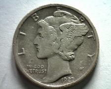 Buy 1927-D MERCURY DIME EXTRA FINE XF EXTREMELY FINE EF NICE ORIGINAL COIN BOBS COIN