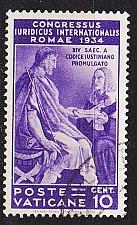 Buy VATIKAN VATICAN [1935] MiNr 0046 ( O/used )