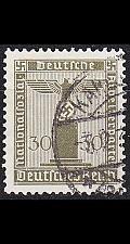 Buy GERMANY REICH Dienst [1938] MiNr 0153 ( O/used )