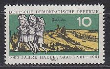 Buy GERMANY DDR [1961] MiNr 0833 ( **/mnh )