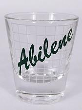 "Buy Abilene 2.25"" Collectible Shot Glass"