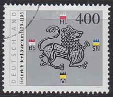 Buy GERMANY BUND [1995] MiNr 1805 ( O/used )
