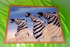 Buy Vintage Walt Disney's THE LION KING 11x14 Glossy Lobby Card 7 Rare