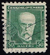 Buy Czechoslovakia #168 President Masaryk; Used (3Stars) |CZE0168-05XRS