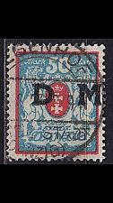 Buy GERMANY REICH Danzig [Dienst] MiNr 0033 Y ( OO/used ) [01]
