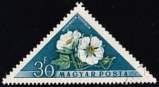 Buy Hungary #1196 Russian Hibiscus; CTO (0.25) (4Stars) |HUN1196-01
