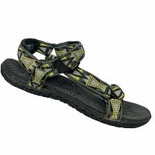 Buy Teva Boys Hurricane 3 Sport Hiking Trail Outdoor Sandals Gray Yellow Size 3