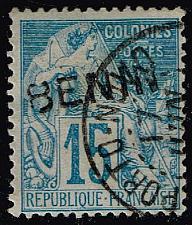 Buy Benin #6 Commerce; Used (2Stars) |BEN06-01XVA