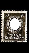 Buy GERMANY REICH Dienst [1934] MiNr 0141 ( O/used )