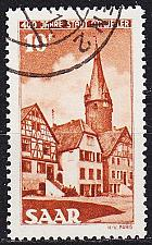 Buy GERMANY Saar [1950] MiNr 0296 ( O/used )