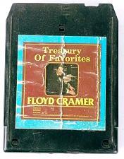 Buy Treasury Of Favorites Floyd Cramer (8-Track Tape, DVS1-0688)