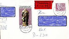 Buy GERMANY DDR [1987] MiNr 3126 ( Brief )