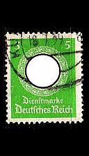 Buy GERMANY REICH Dienst [1934] MiNr 0134 ( O/used )