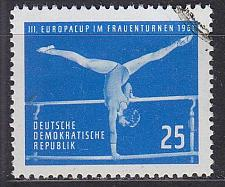 Buy GERMANY DDR [1961] MiNr 0832 ( OO/used ) Sport