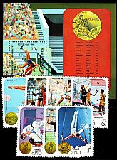 Buy LAOS [1984] MiNr 0710-16 ( **/mnh ) Olympiade Satz + Block