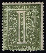 Buy Italy #24 Value; Unused (6.00) (1Stars) |ITA0024-01