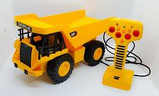 """Buy Toy State CAT Caterpillar 9"""" Remote Control Dump Truck Lights Sounds Toy"""