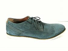 Buy Clarks Gray Suede Leather Casual Lace Up Oxford Shoes Mens 13 M (SM4)