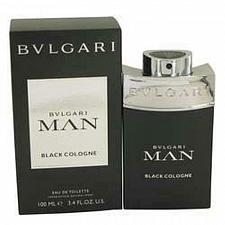 Buy Bvlgari Man Black Cologne Eau De Toilette Spray By Bvlgari