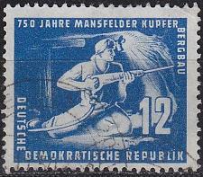 Buy GERMANY DDR [1950] MiNr 0273 ( OO/used ) [02]