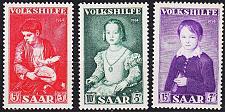 Buy GERMANY Saar [1954] MiNr 0354-56 ( **/mnh )