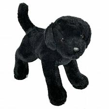 "Buy Douglas Cuddle Toy Black Lab Dog Plush Stuffed Animal 2010 11"""