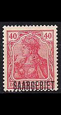 Buy GERMANY Saar [1920] MiNr 0048 ( */mh )