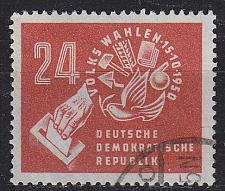 Buy GERMANY DDR [1950] MiNr 0275 ( OO/used ) [02]