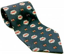 Buy Super Bowl XXXVI 2000 NFL Football Rams Titans Men's Necktie Novelty