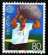 Buy SCHWEIZ SWITZERLAND [1981] MiNr 1198 ( O/used ) CEPT