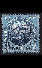 Buy NIEDERLANDE NETHERLANDS [1949] MiNr 0545 ( O/used )
