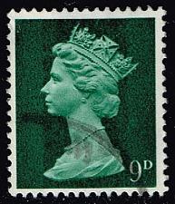 Buy Great Britain #MH13 Machin Head; Used (0.30) (3Stars) |GBRMH013-03XBC