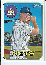 Buy Jay Bruce 2018 Topps Heritage High Numbers SP