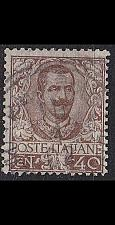 Buy ITALIEN ITALY [1901] MiNr 0080 ( O/used )