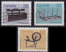Buy KANADA CANADA [1985] MiNr 0964-66 ( O/used ) Kultur