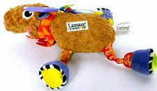 Buy Lamaze Mortimer Moose Baby Activity Plush Toy Teether Rings Squeaker
