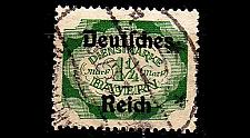 Buy GERMANY REICH Dienst [1920] MiNr 0047 ( O/used )