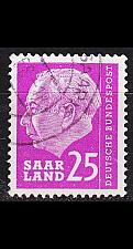 Buy GERMANY Saar [1957] MiNr 0390 ( O/used )