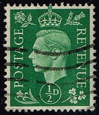 Buy Great Britain #235 King George VI; Used (0.25) (3Stars) |GBR0235-09XRS