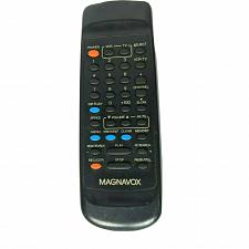 Buy Genuine Magnavox TV VCR Remote Control UREMT34SR004 Tested Works
