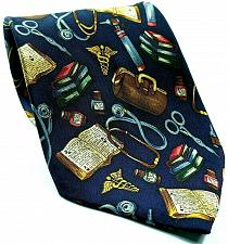 Buy Alynn Neckwear Is There A Doctor In The House Medical Stethoscope Novelty Tie