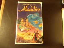 Buy Aladdin Classic (VHS, 1993)