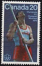 Buy KANADA CANADA [1975] MiNr 0597 ( O/used ) Olympiade