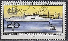 Buy GERMANY DDR [1960] MiNr 0771 ( O/used ) Schiffe