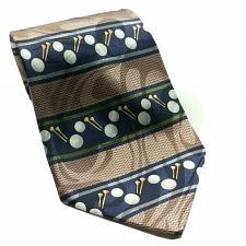 Buy Steven Harris Golf Balls Golf Tees Sport Novelty Polyester Necktie