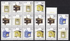 Buy GERMANY DDR [1985] MiNr 2924-27 Zdr ex ( **/mnh ) [01] Post