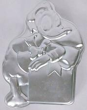 Buy Wilton Disney Donald Duck Present Gift Cake Pan 1980 502-7245